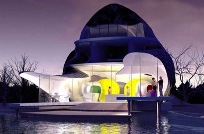 World's Most Extreme Homes Huge Portable And Concept Earth