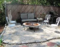 Gravel Backyard Design Ideas | Turriglios. | backyard ...