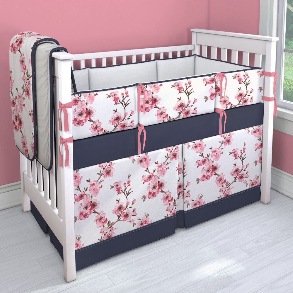 Real Rooms: Cherry Blossom Themed Nursery