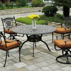 Porch Table And Chair Set Chairs For Farm Cast Iron Patio Garden Furniture Http