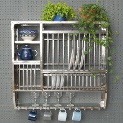 Stainless Steel Kitchen Racks Rug Sets Plate Rack Large  Pinteres