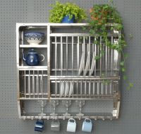 Stainless Steel Plate Rack-Large  | Pinteres
