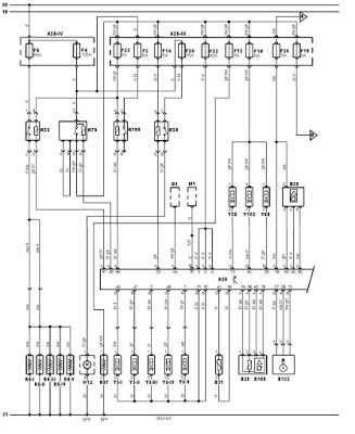 Wiring Diagrams-Cars: engine management system-Volkswagen