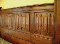Linenfold Panels | Carved Panels | Moulded Muntins | Tudor ...