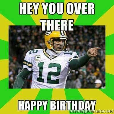 Happy Birthday Green Bay Packers Pinterest Happy