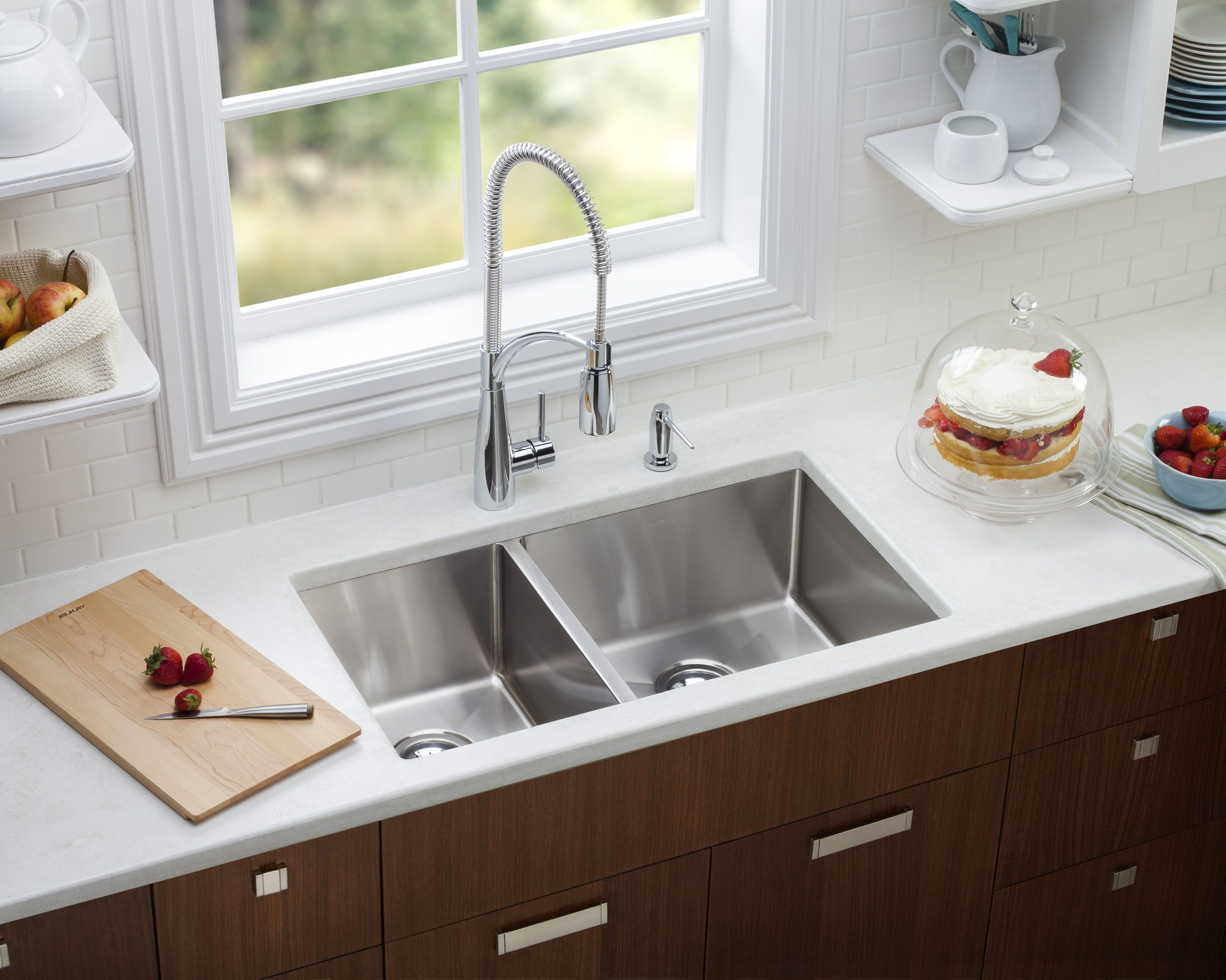 Everyday Muebles Rey Tarjas De Cocina Acero Inoxidable Kitchen Sink