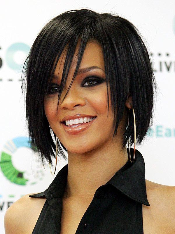 Bob Frisur Rihanna Bilder Rihanna Bilder Bob Frisuren Und Bob