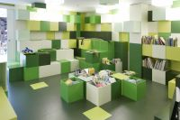 Design Blog Archive Modern Children S Library Furniture