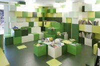Design Blog Archive Modern Children S Library Furniture ...