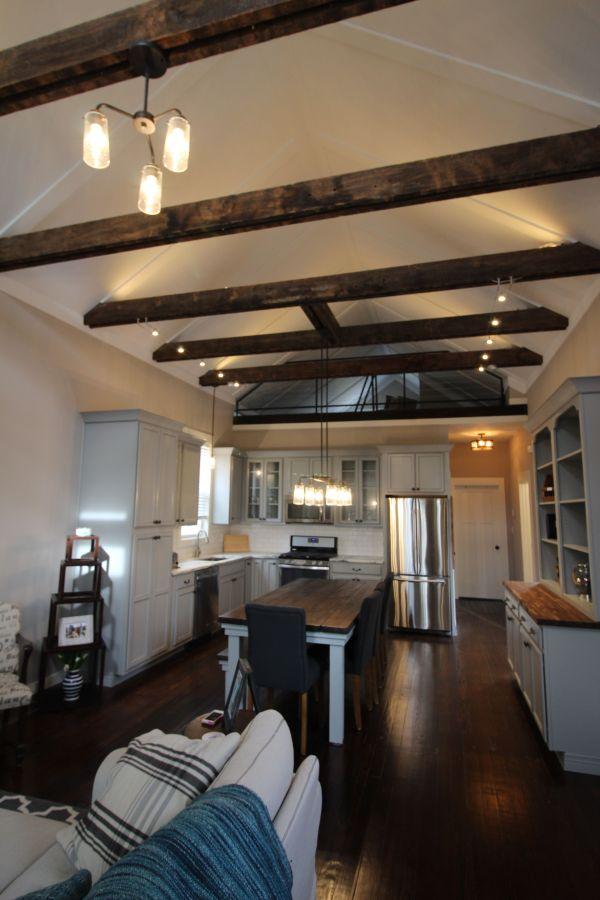 Small Shotgun House Interiors