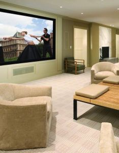 Room also media with huge screen for private screening the home rh in pinterest