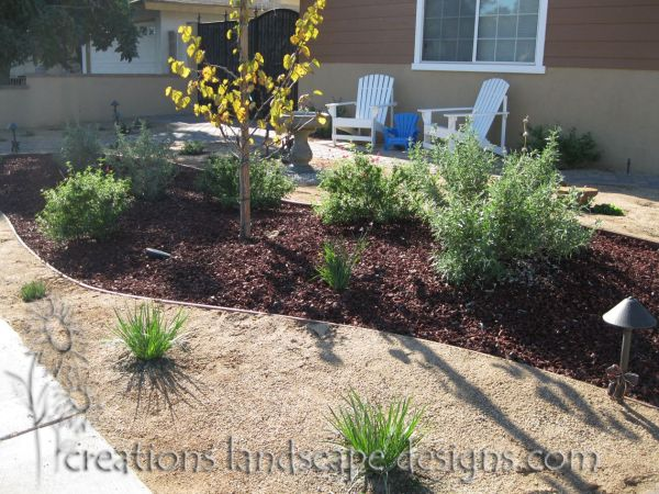 drought tolerant front yard landscaping