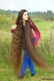 finally long hair