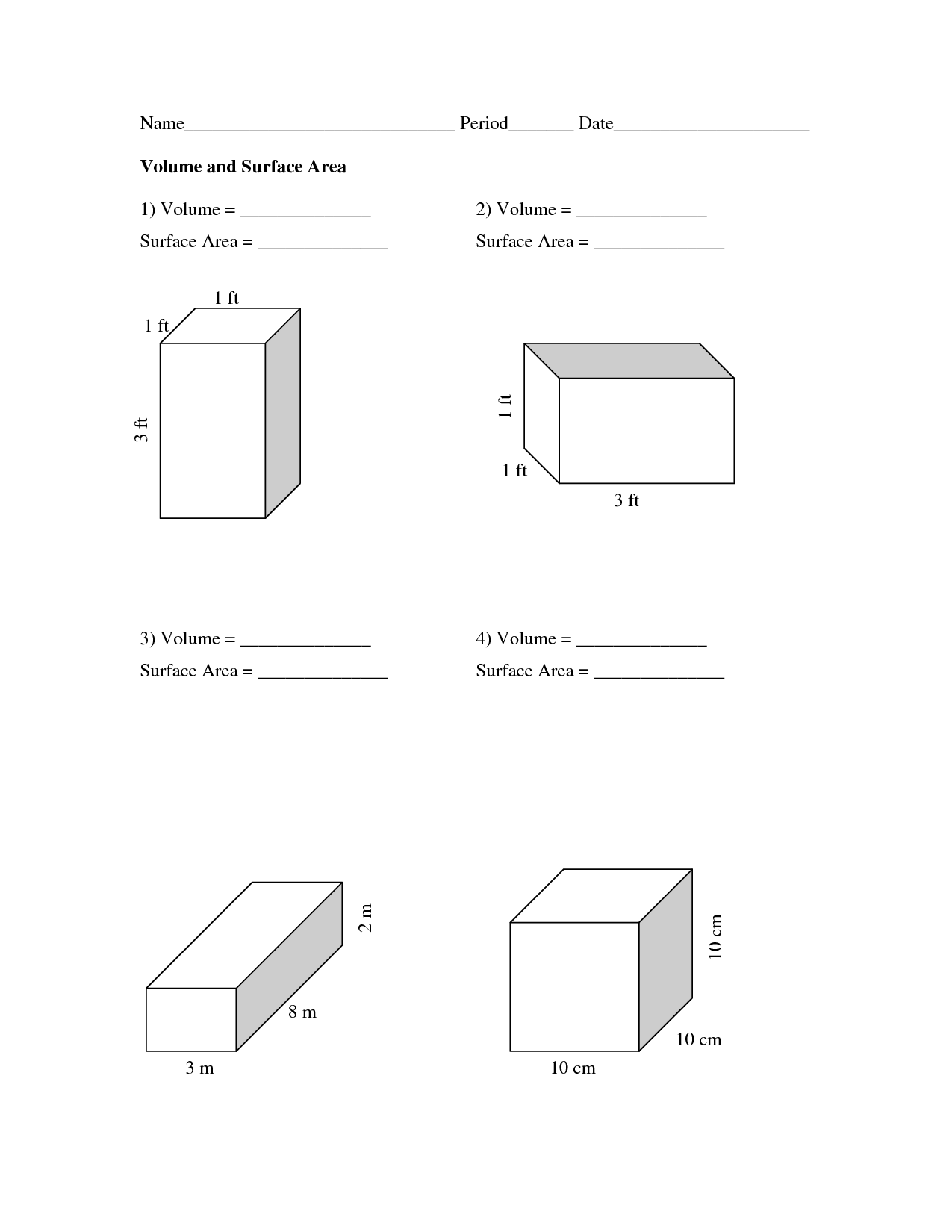 worksheet. Surface Area Of Cylinder Worksheet. Worksheet
