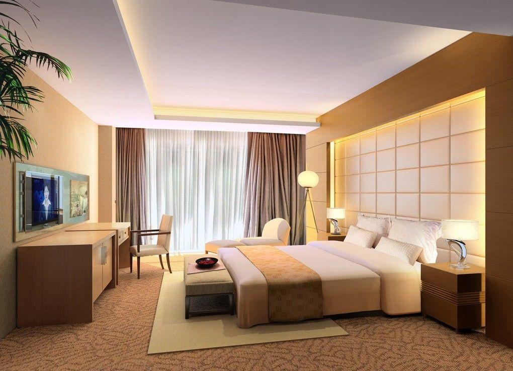 POP False Ceiling For Contemporary Bedroom Decor HOUSE
