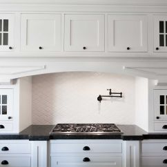 Flat Panel Kitchen Cabinets Pantry Drawer Systems The Cabinet Fronts Are Called Shaker Style Which Is A