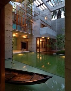 Sa residence in dhaka bangladesh designed by shatotto architects design spec building group ltd concepts also nice pool emily pinterest rh za