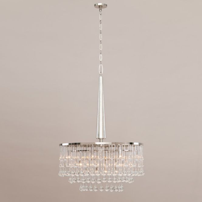 Pluie Chandelier By Allan Knight Is Represented At Seattle Design Center S Jennifer Garvey