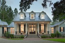 Southern Farmhouse Style Homes