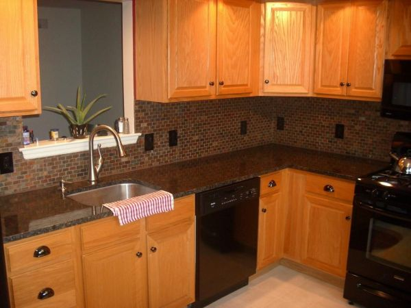 20 Black And Tan Backsplash Pictures And Ideas On Meta Networks