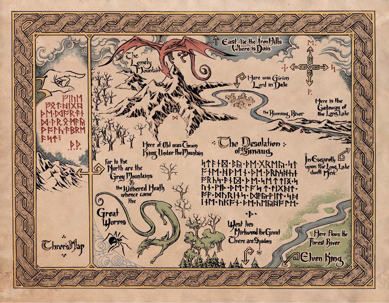 Thorin S Map