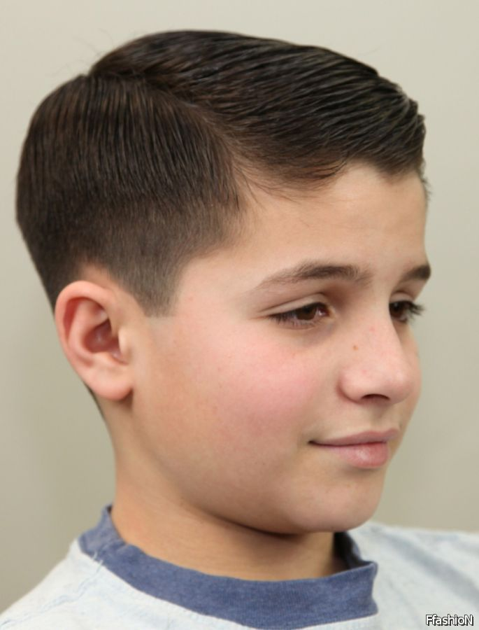 Hairstyles For Little Boys With Long Hair 2016 2017 – 24Fashion