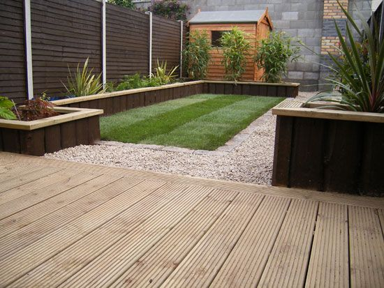 Garden Decking Ideas Garden Design Project Ratoath Full Garden