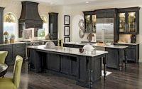 black mission kitchen cabinets, kitchen designs ideas ...