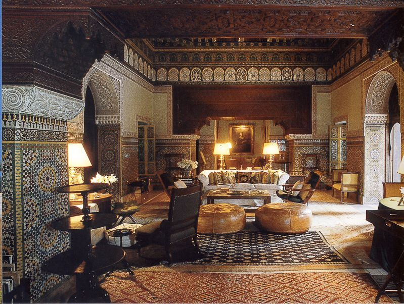 Islamic Interior Design The Moroccan Interior Design Style