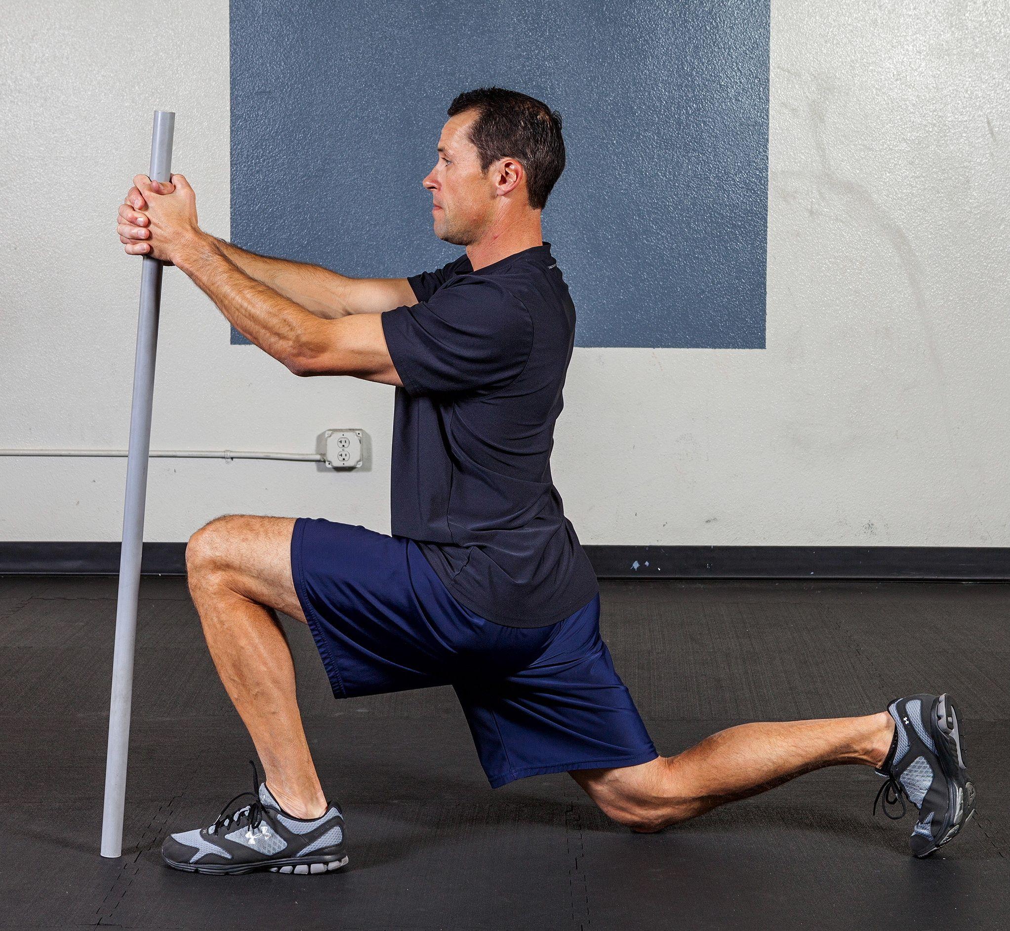 Hip Flexor Stretch Machine