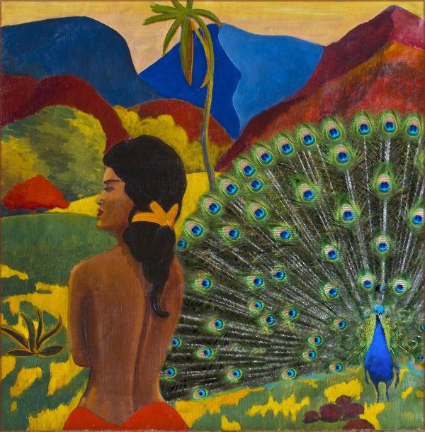 Artist Paul Gauguin Paintings