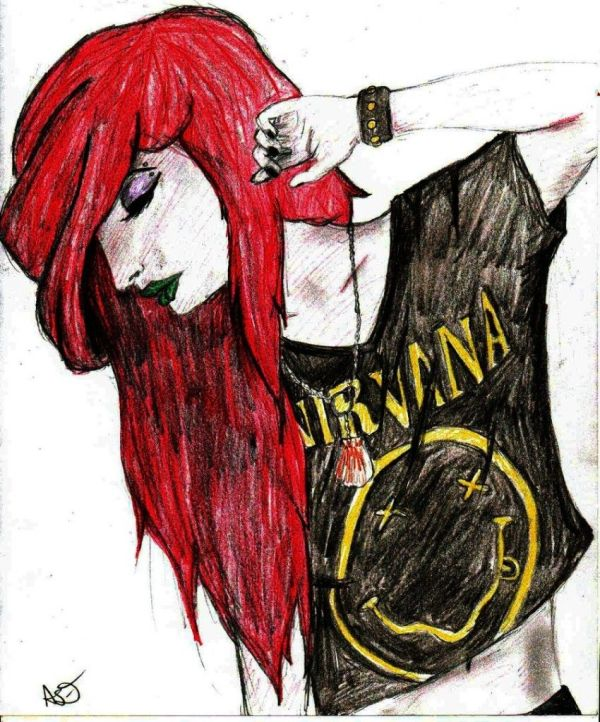 Hipster Drawings Art Design