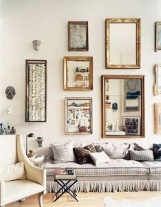 House when designing  gallery also wall be sure think about unifying theme rh pinterest