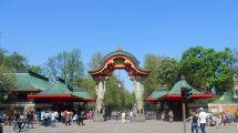 Zoologischer Garten Zoo In Berlin Germany