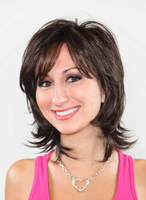 Short To Mid Length Haircuts The Best Short Hairstyles For Women