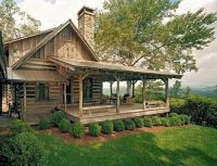 rustic house plans with wrap around porches | What's not ...