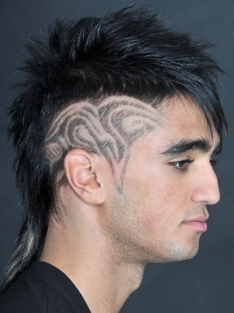 Punk Hairstyles Guys Hairstyles For Guys Pinterest