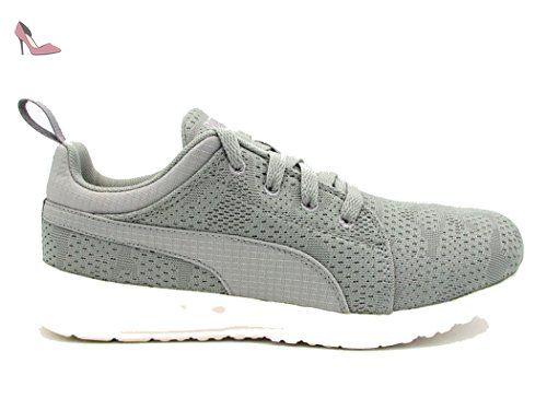 puma baskets pour homme gris gris chaussures puma partner link