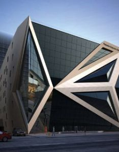 Productive cooperative union  mixed use building by samed farid architects in cairo egypt also rh za pinterest