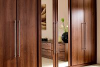Mirror wardrobe doors are a wonderful feature of the ...