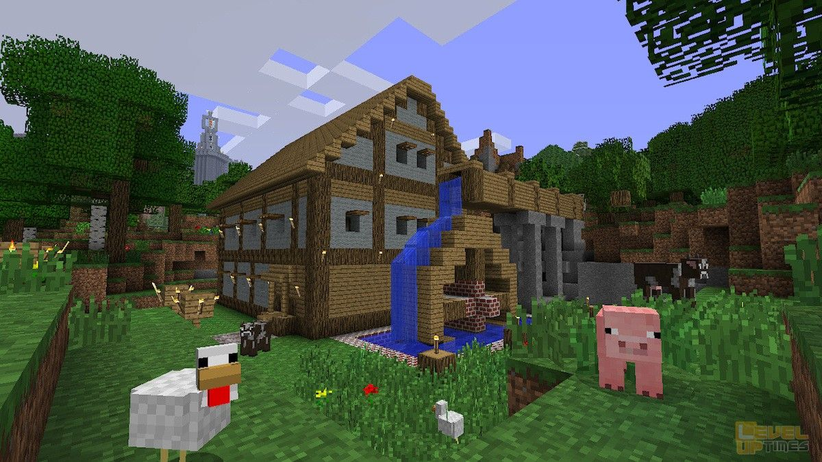 Beautiful Minecraft House Ideas Xbox 360 Edition On Home Design