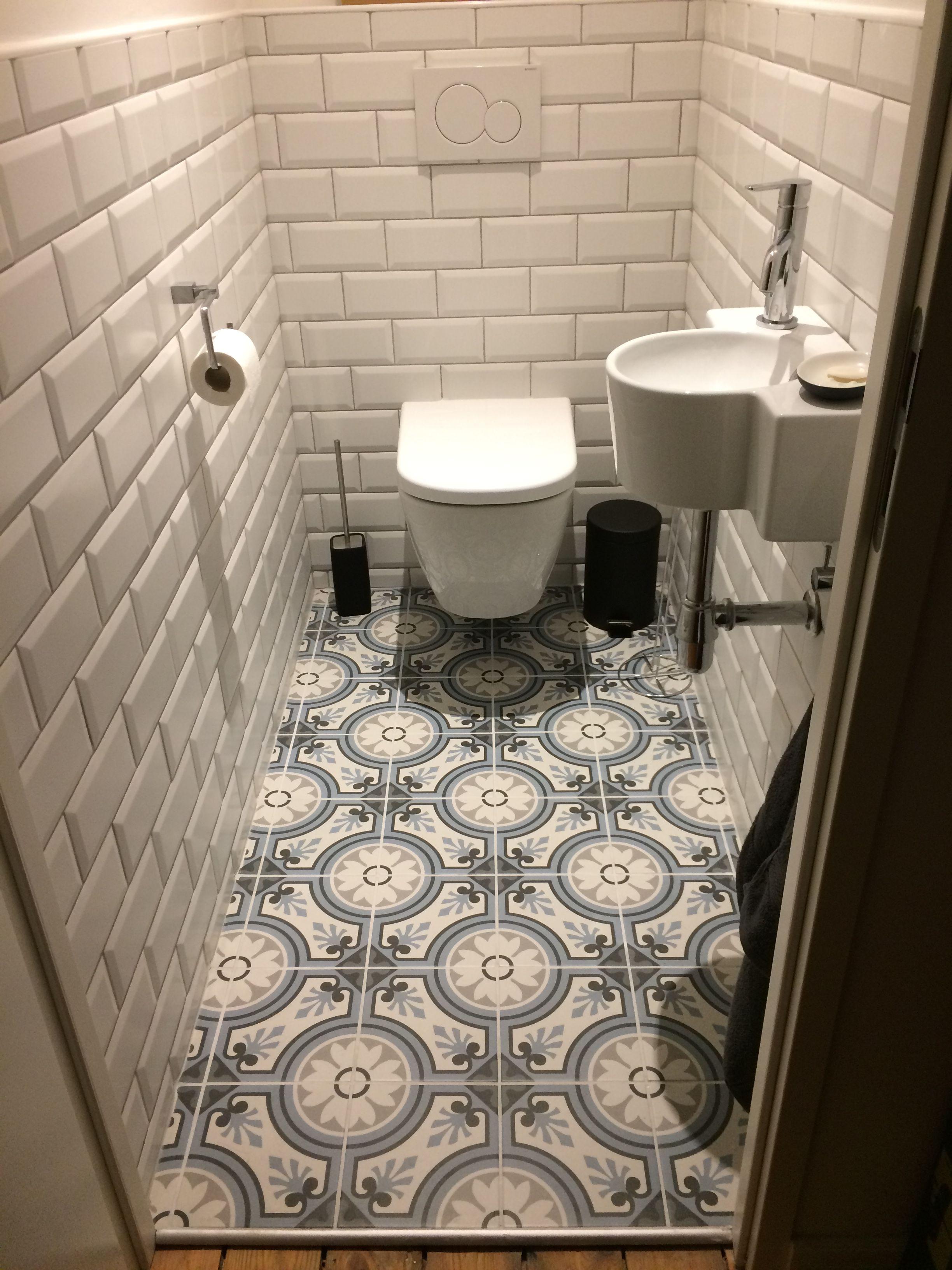 Toilette Carrelage | Toilette Carrelage Blanc Oveetech