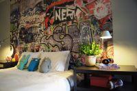 Teenage boys room: Graffiti | Interiors | Pinterest ...