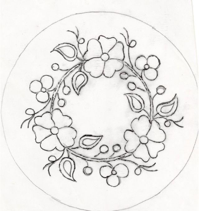 Ojibwe Floral Designs