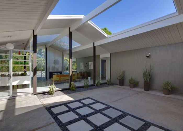 Eichler home architecture mid century who doesn   love  beautifully updated also