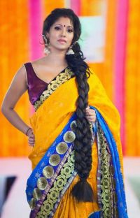 Indian Long Braid Girl | Hair & Beauty | Pinterest | Long ...