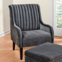 Plus+Size Living BrylaneHome Extra Wide Accent Chair, 39 ...