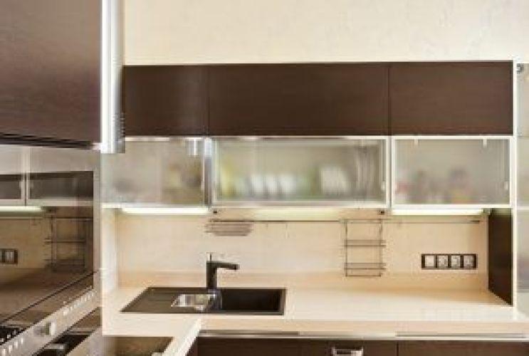 Aluminum Frame Kitchen Cabinet Doors - onesightcabinet.com on