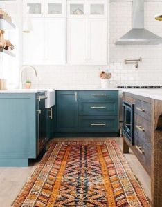 One way to embrace the trend toward warmth and color while still maintaining  bright also rh pinterest