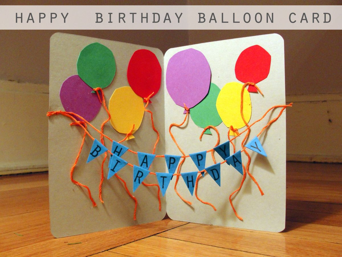 Pintrest Kids Birthday Craft Ideas Happy Birthday